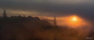 Nebel im Diemeltahl