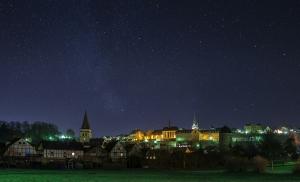 Sternenhimmel über Warburg