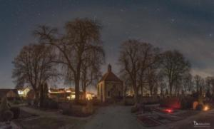 Erasmus Kapelle am Burgfriedhof