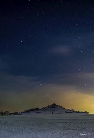 Desenberg im Winter