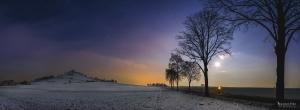 Winterlandschaft am Desenberg
