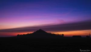 Morgengrauen am Desenberg